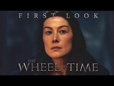 First Look At 'The Wheel of Time' With Rosamund Pike | Exclusive Clip