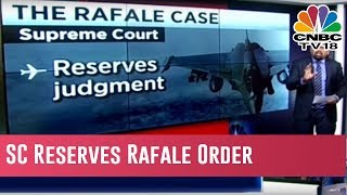 Supreme Court Reserves Rafale Order After Fiesty Arguments | India Business Hour