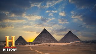Deconstructing History - The Great Pyramids of Giza