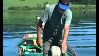 Pêche aux corégones sur le lac de Saint Point