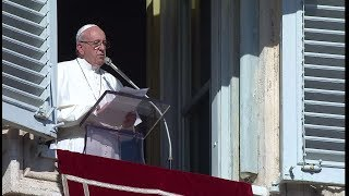 "Pope in Angelus remembers First World War anniversary: ""We don't seem to learn"""