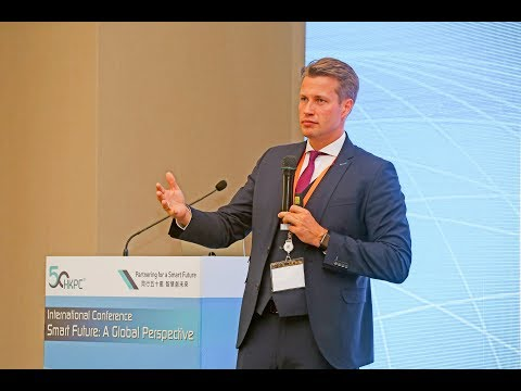 Smart Industry Speaker - Mr. Toni DRESCHER, Head of Department Technology Management, Fraunhofer IPT