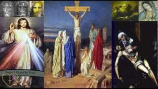 Chaplet of Divine Mercy / Rosary in song ~ Sorrowful