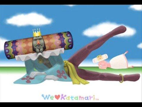 We Love Katamari Soundtrack - Baby Universe (Song 13)