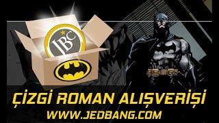 JBC'de BU AY NELER VAR- ÇiZGİ ROMAN ALIŞVERİŞİ (jedbang collectibles)
