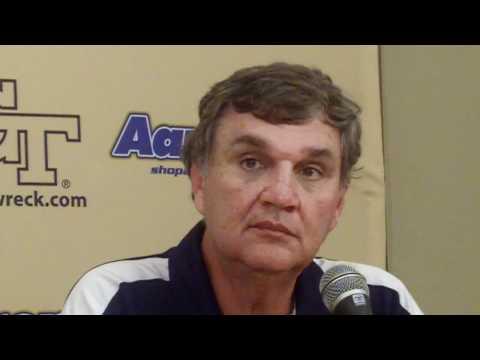 Georgia Tech Football - Paul Johnson Virginia Post Game