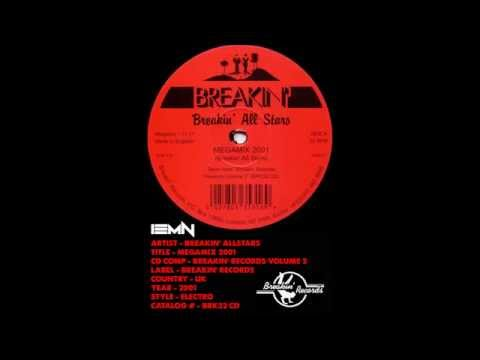 (((IEMN))) Breakin' All Stars - Megamix 2001 - Breakin' Records 2001 - Electro