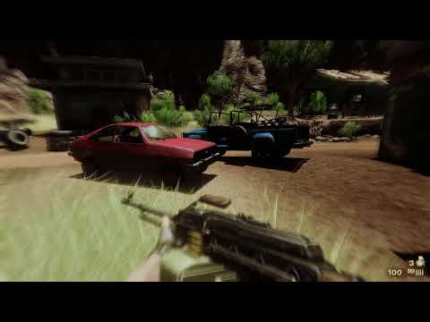Let's Play Far Cry 2 Infamous - 16 - Flora Guillen Bar Mission 01 + Michelle Dachss Bar Mission 02