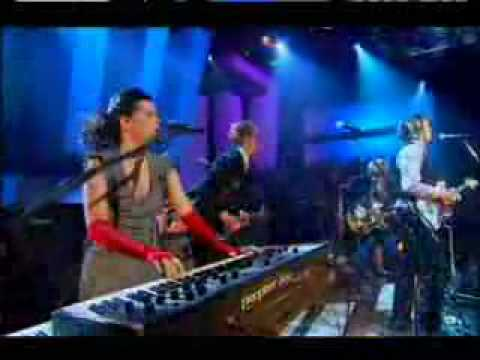 arcade fire jools holland power out