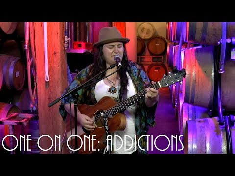 Cellar Sessions: Christina Holmes - Addictions May 31st, 2019 City Winery New York