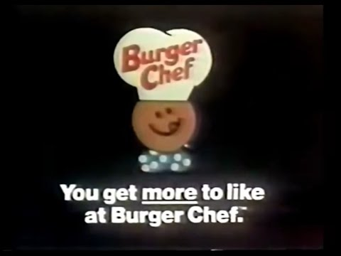 Burger Chef Commercial (James Cromwell, 1977)