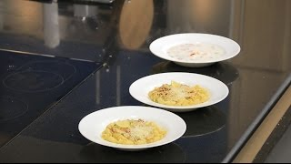 مكرونة بالخرشوف - شوربة توم يم   مطبخ 101 حلقة كاملة