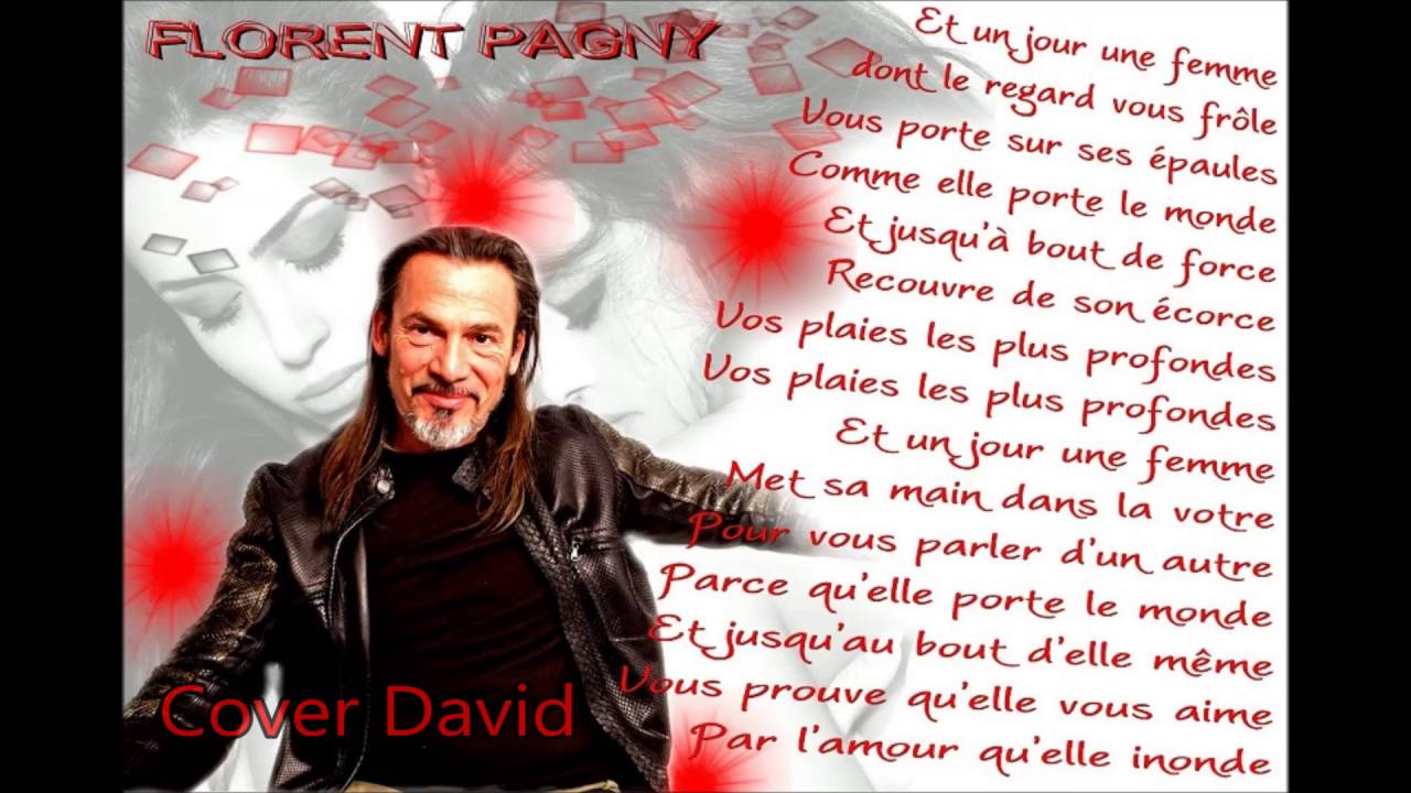 david et un jour une femme florent pagny youtube. Black Bedroom Furniture Sets. Home Design Ideas