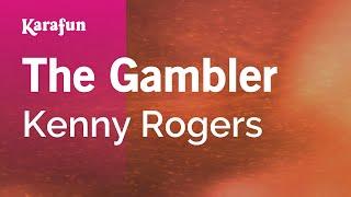 Karaoke The Gambler - Kenny Rogers *