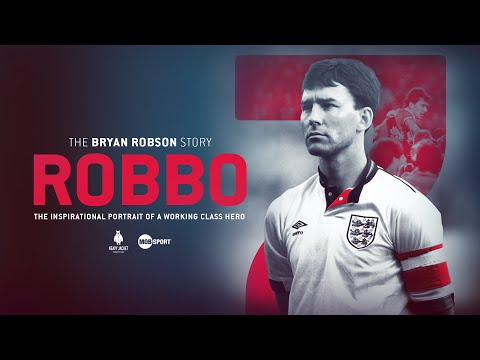 ROBBO: The Bryan Robson Story |  Trailer |  United manchester