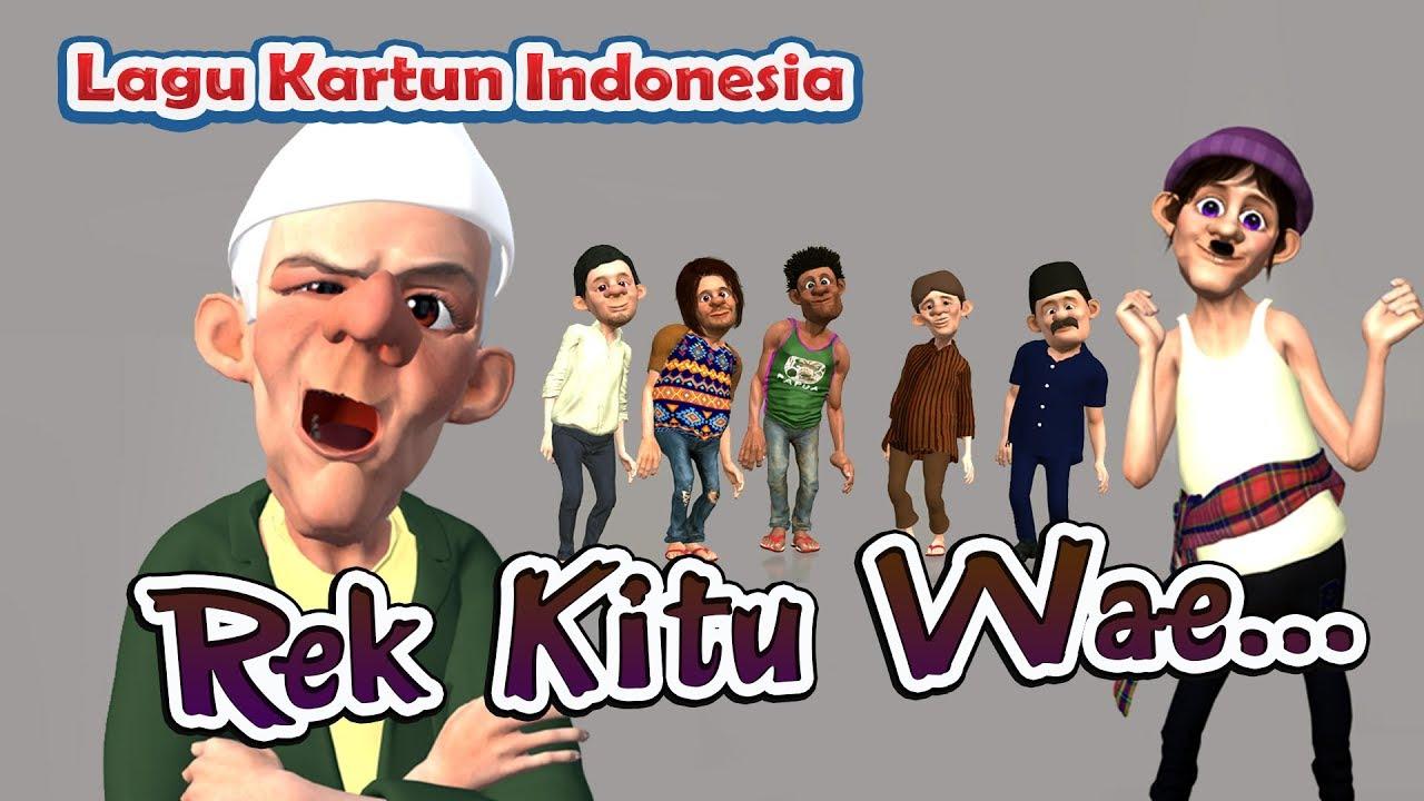 REK KITU WAE Kartun Sunda Lucu Pisan