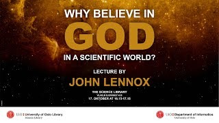 Why believe in God in a scientific world?