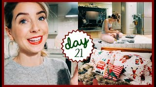 GETTING ORGANISED FOR CHRISTMAS DAY | VLOGMAS