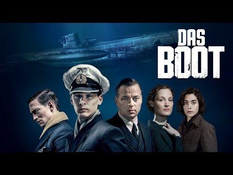Das Boot Season 1 DVD Blu Ray Digital HD