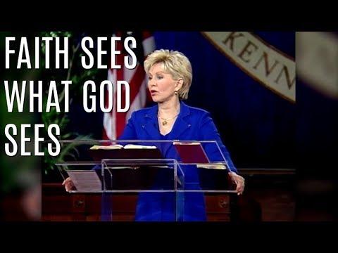 Faith Sees The Invisible | Gloria Copeland Healing School