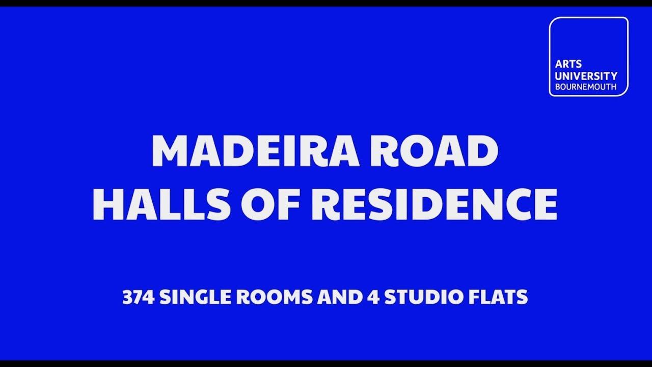 AUB Madeira Road Halls