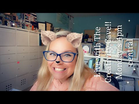 Sept 21, 2020 Live With The Creativity Cave