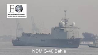 navio doca multipropsito g 40 bahia no arsenal de marinha do rj
