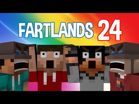 FARTLANDS #24: BEST RUBE GOLDBERG MACHINE EVER