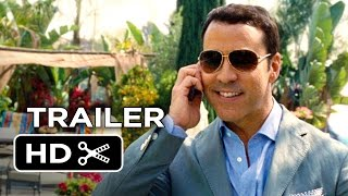 Entourage Official Trailer #1 (2015) - Jeremy Piven, Mark Wahlberg Movie HD