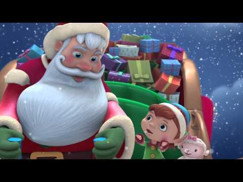 Doc McStuffins - A Very McStuffins Christmas - Disney Junior UK HD