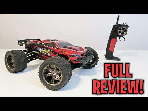 unboxing-&-let's-play---off-road-rc-truggy---1:12-2.4ghz-monster-stunt-truck!