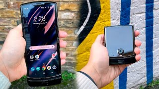 ESTO LO CAMBIA TODO!! Motorola RAZR 2020