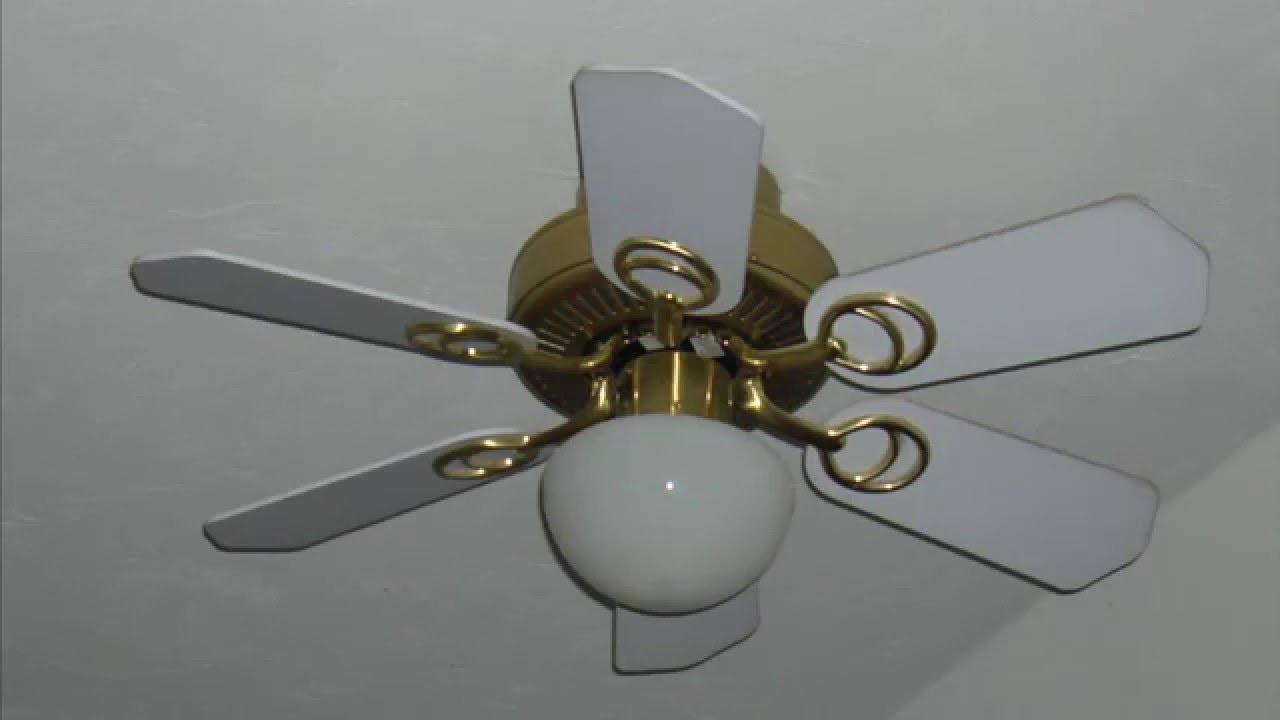 32 Hampton Bay Minuet Ii Ceiling Fan 1 Of 2