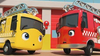 go Buster - Fire Truck Hero Song! | Little Baby Bum: Baby Songs & Nursery Rhymes | ABCs and 123s