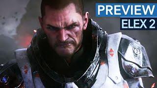 ELEX 2 angekündigt: Das soll das neue Gothic 2 werden!