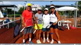Старейший теннисист Украины вернулся с чемпионата Европы