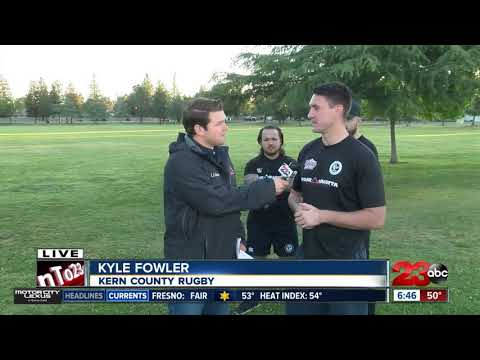 Kern County Rugby Club Gearing Up For Semi-final Match