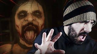 ESCAPA DE LA BRUJA | Project Nightmares (Horror Game)