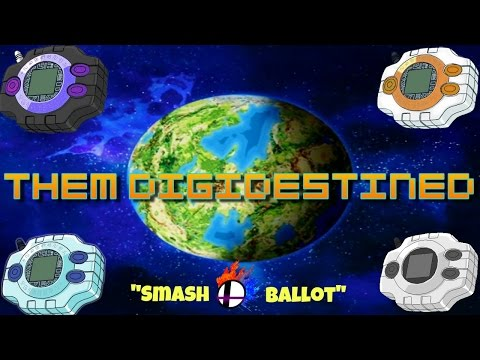 "Them DIGIDESTINED: EP02 ""Smash Ballot"""