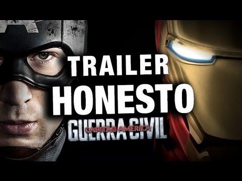 Trailer do filme Capitão América: Guerra Civil