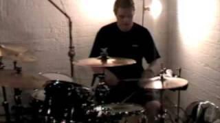Radiohead - 2 + 2 = 5 (Drum Cover)