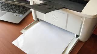 HP 레이저젯 프로 M15w 프린터 _ 유선출력