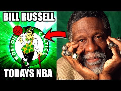 Would Bill Russell dominate in Today