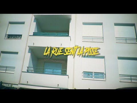 Youtube: La rue sent la pisse – rap francais 2018 –  Sekel du 91 (A2d / Lbn)