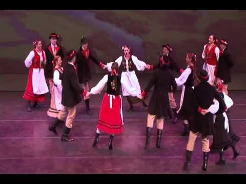 Kaszuby - Polonia Ensemble Chicago USA