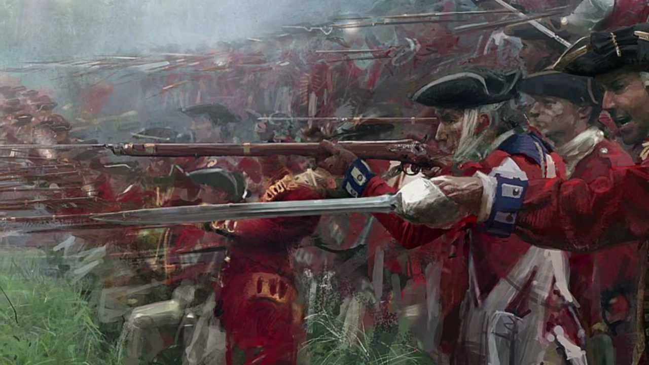 an overview of the battle of bunker hill during the american revolution Around the end of may, a great part of the reinforcements ordered from england  arrived at boston on may 25 maj gen william howe, maj gen john burgoyne .