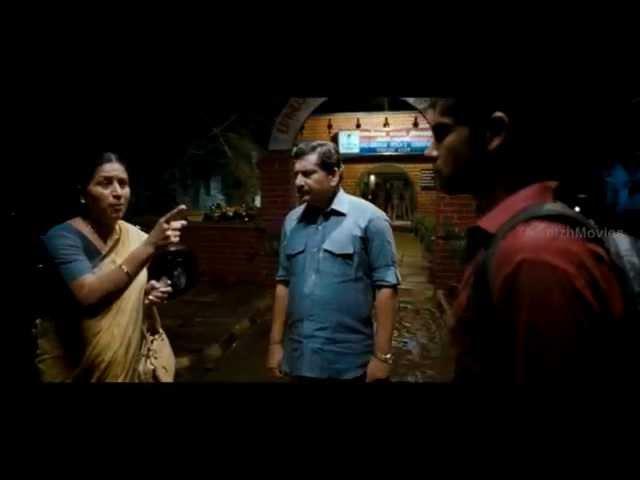 Renugas son Jeyan involved in a police case - Mathapoo Movie Scenes