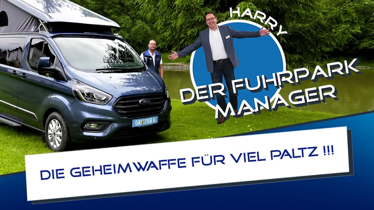Youtube Video: Ford Transit Custom Nugget bei Autohaus Danner