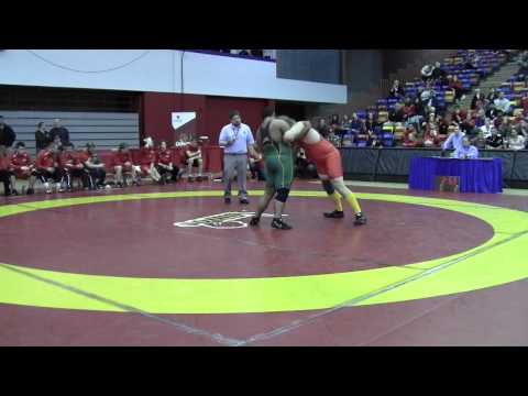 2015 Canada West Championships: 120 kg John Jacobs vs. Saheel Khan