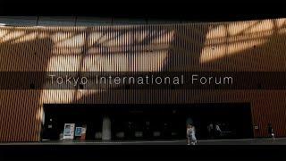 Snap Movie in Tokyo International Forum | DJI Osmo Action